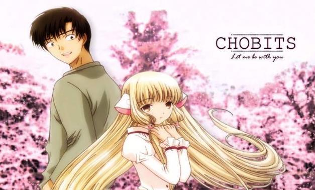Anime Romance Comedy Terbaik Chobits