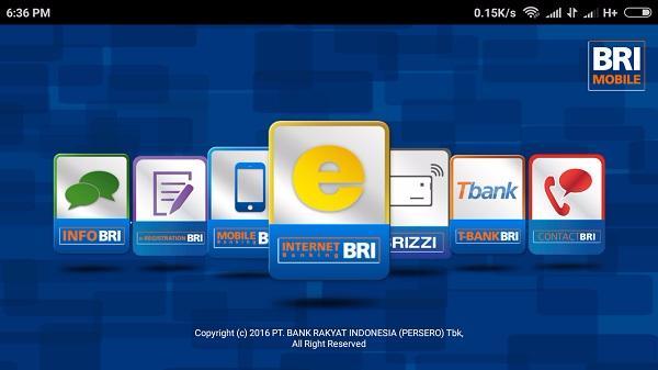 Cara Aktivasi mToken Internet Banking BRI via Mobile Smartphone