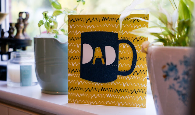 Thank you for being my Daddy | Fathers Day Cards