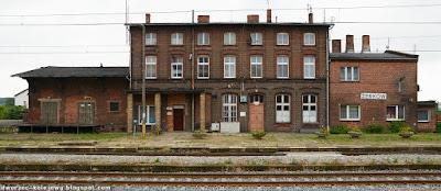 dworzec żerków