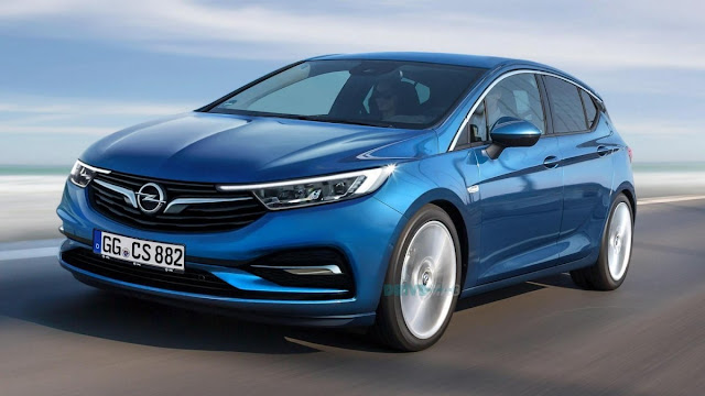 2021 opelvauxhall astra  ms blog