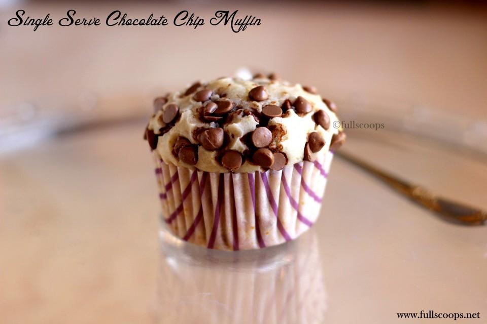 Single Serve Microwave Chocolate Cake Recipe