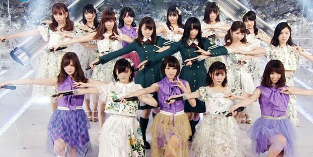 AKB48 Silent Majority