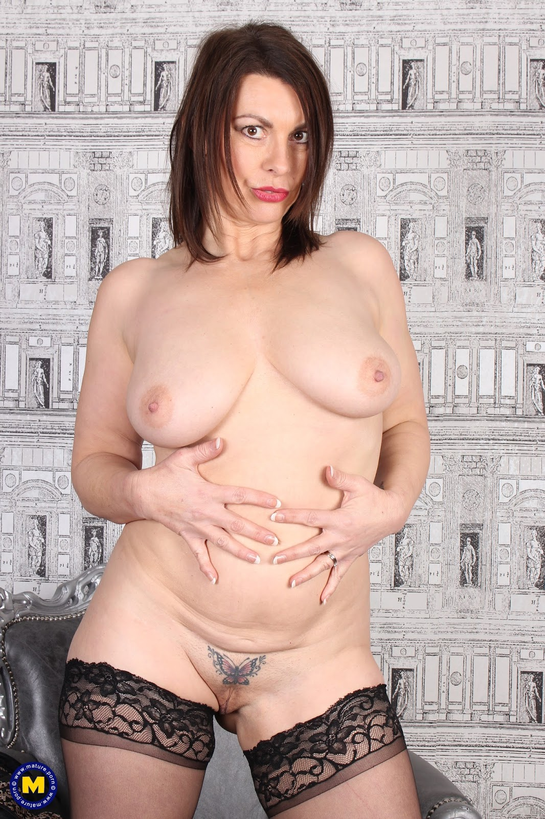 Old Milf Solo