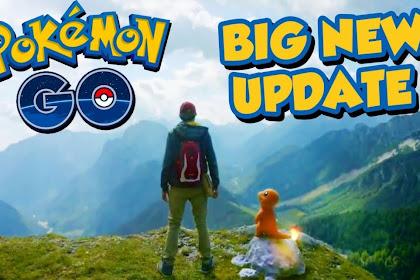 Update Pokemon Go Kalian Kedalam Versi 0.31.0