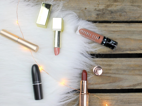 5x Favoriete herfst lipsticks