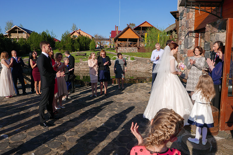 vestuvės Žarijoje