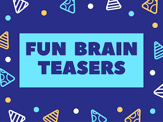 Fun Brain Teasers For Kids, Teens and Adults with Answers to Challenge your Mind
