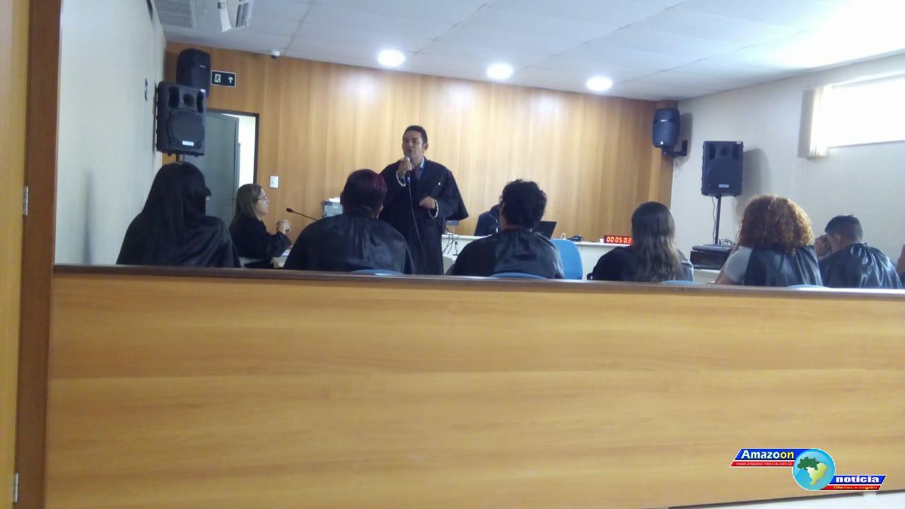 Realizado  Primeiro Júri no Novo Fórum de Óbidos.