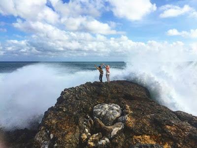 Lokasi Pantai Jonggring Saloko Donomulyo Malang Selatan