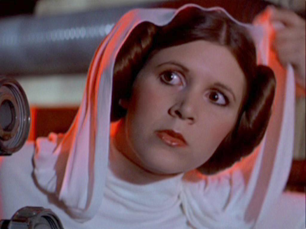 Luke And Leia Cake Topper
