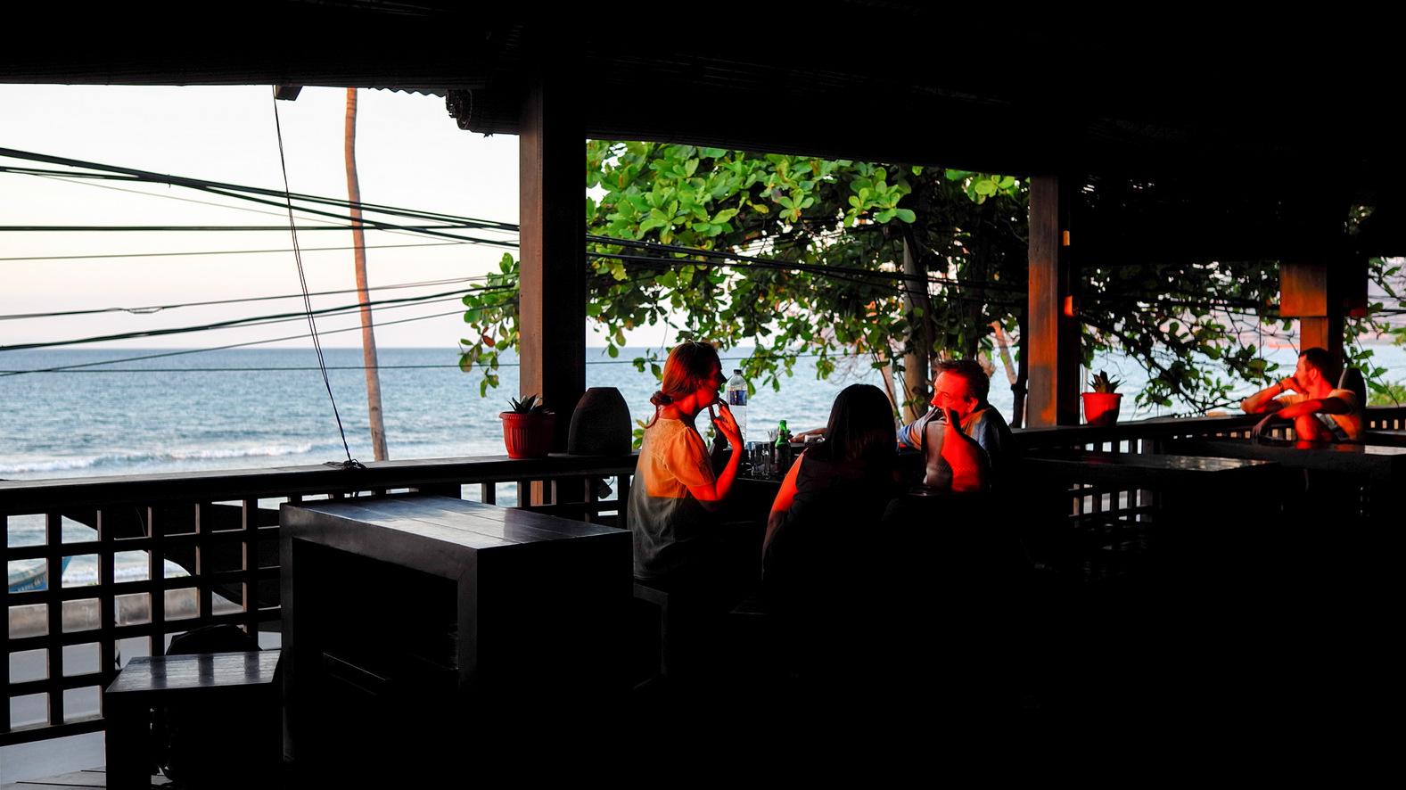 Hotel Esplanada Restaurant, Dili, Timor-Leste