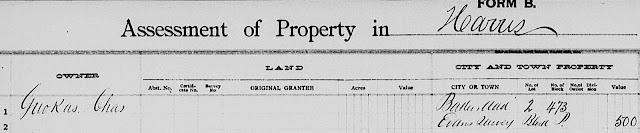 Property Tax Roll Formula
