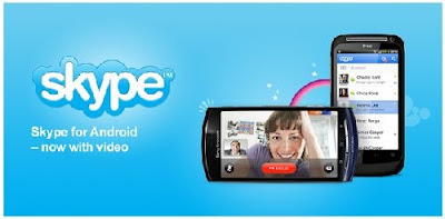 Download Skype on Android device