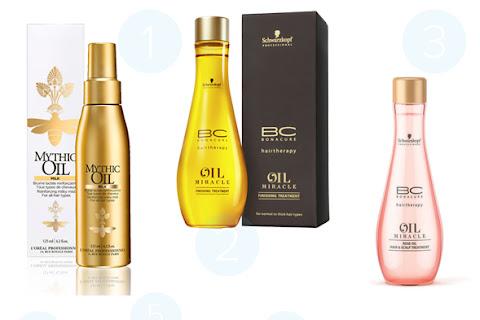 Silikonowe olejki do włosów - analiza składów (2) - czytaj dalej »