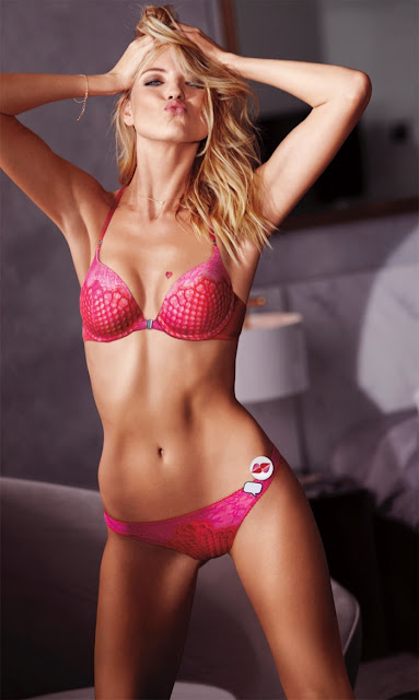 Victoria's Secret Valentine's Day Latest Campaign