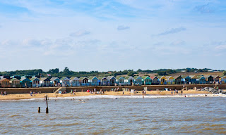 Beautiful beaches in Suffolk