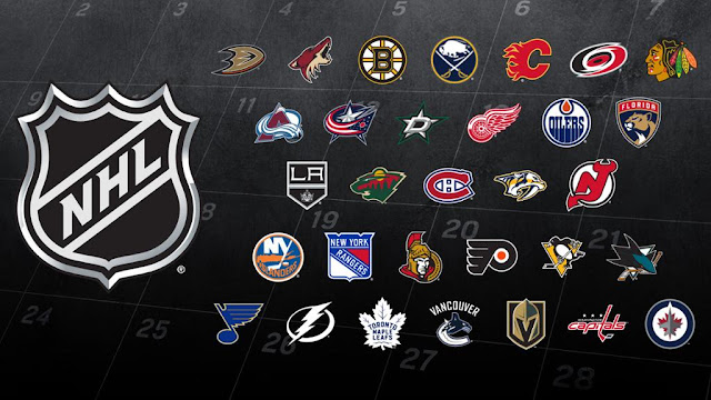 HOCKEY HIELO - NHL Temporada Regular 2017/2018