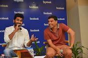 DilRaju,Sharwanand at FB Office-thumbnail-16