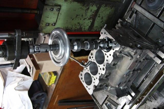 HYTECH ENGINES WORKSHOP BLOG: Mitsubishi Evo 4G63 build