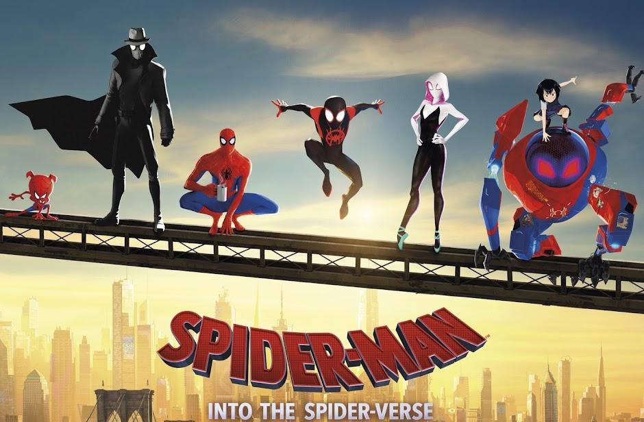 """Sequência e derivado de """"Homem-Aranha no Aranhaverso"""" estão em desenvolvimento"""
