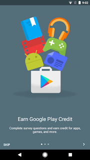 What is Google opinion rewards