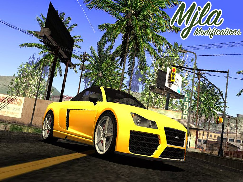 MJLA Modifications: [GTA V] OBEY 9F CABRIO