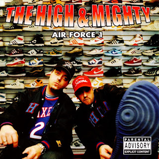 The High & Mighty ‎- Air Force 1 (2002)