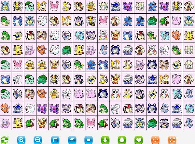 Game Pikachu 2003, 2005 phiên bản cũ rất hay b