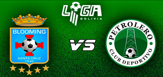 En vivo Blooming vs. Petrolero