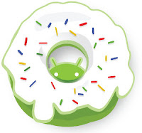 Android Donut - Android v1.6