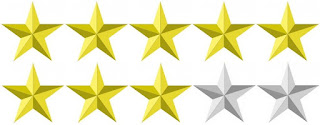 Image result for 8 out of 10 stars