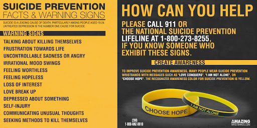 Support Suicide Prevention Awareness