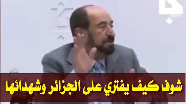 تصريحات خطيرة من حاكم إمارة الشارقة حول إستقلال الجزائر