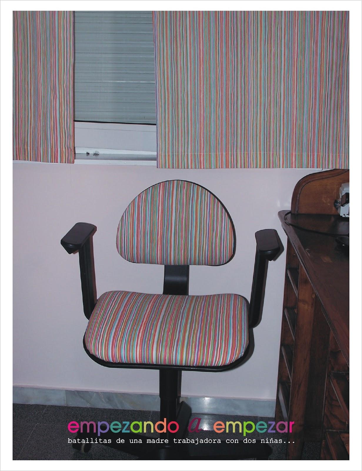 Empezando a empezar c mo tapizar una silla tutorial - Tapizar una silla ...