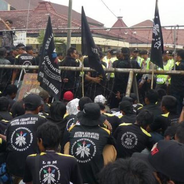 Hendak Bikin Onar, 13 Anggota GMBI Ditangkap