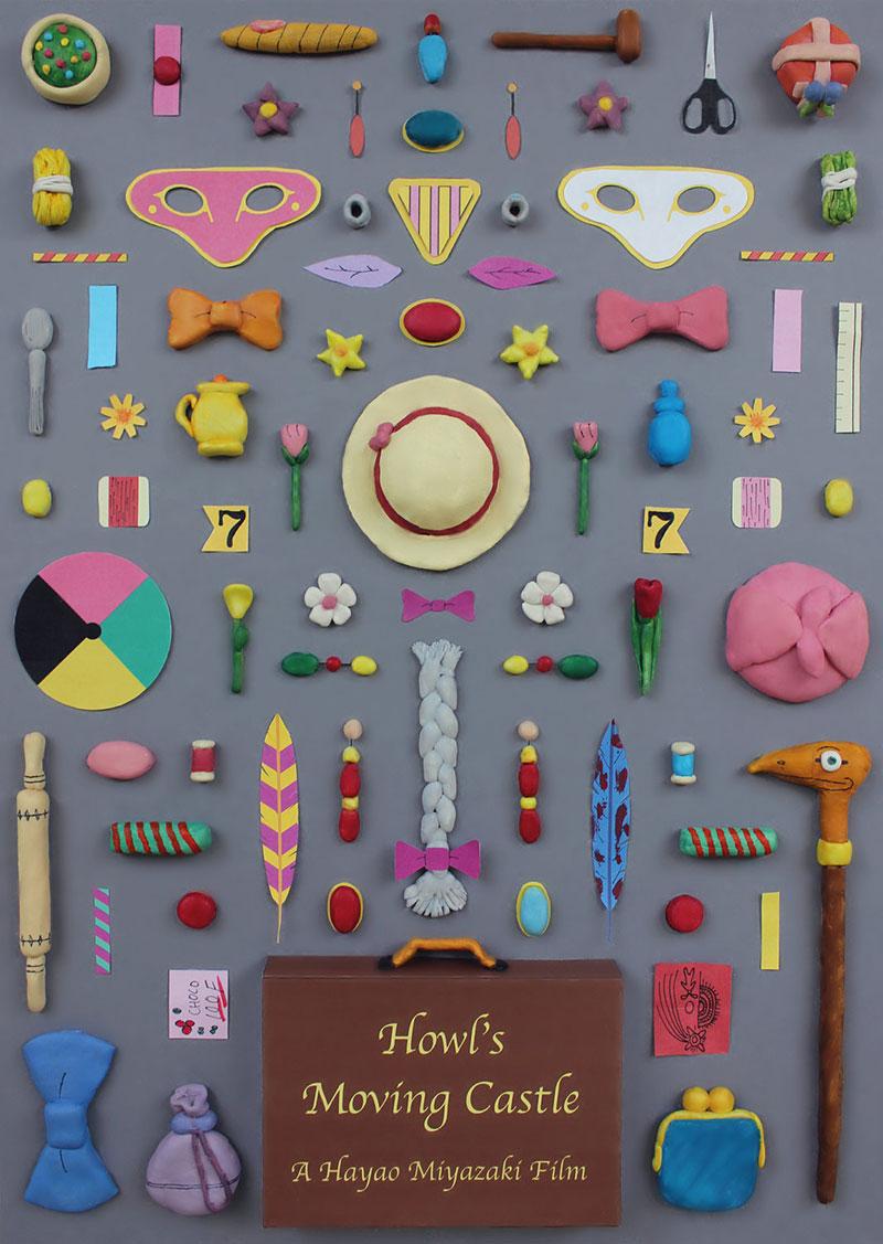 Film Posters by Jordan Bolton
