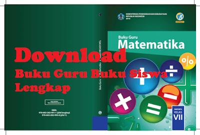 buku matematika kelas vii kurikulum 2013 revisi terbaru