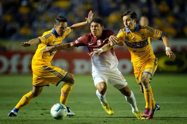 Monarcas vs Tigres en Vivo