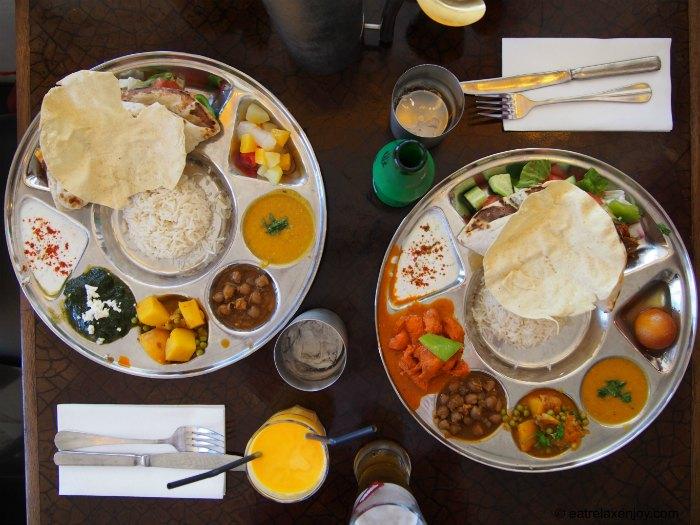 ארוחת טאלי בטנדורי