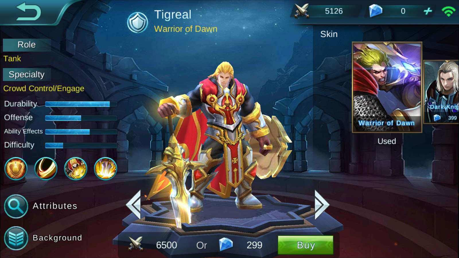 mobile legends top dps
