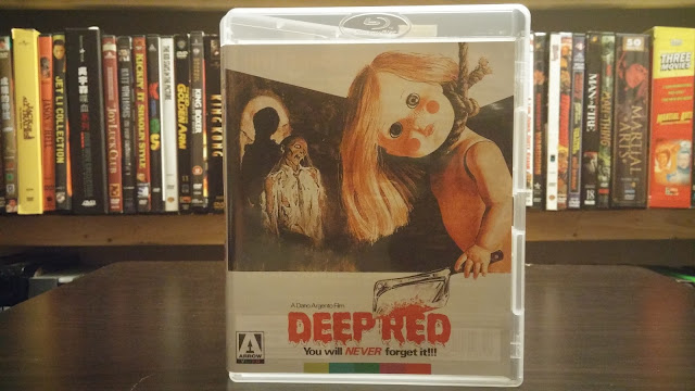 Deep Red blu-ray from the U.K.