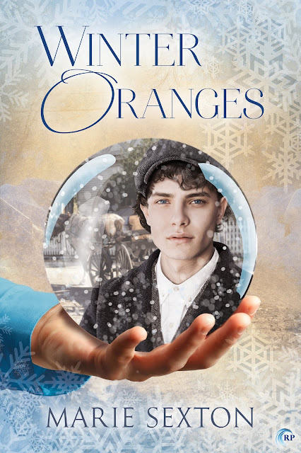 Winter Oranges by Marie Sexton #TopReads2015 Interview