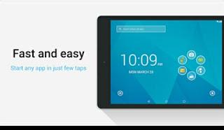 Aplikasi android terbaik Smart Launcher 3