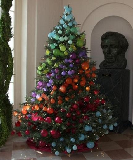 Mi casa con estilo rboles de navidad 2016 for Adornos para arbol de navidad 2016