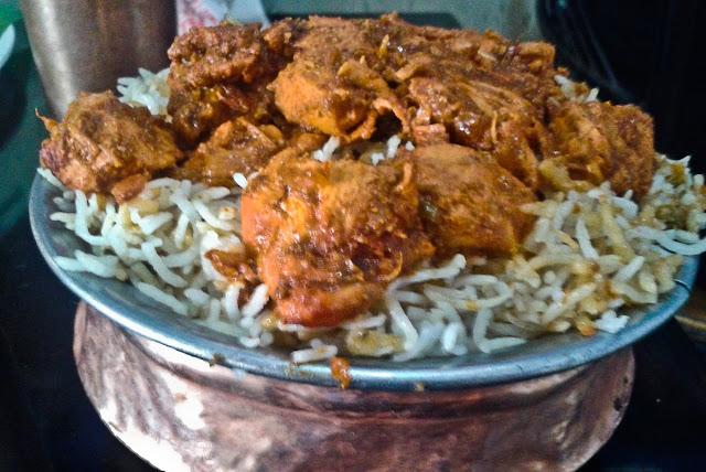 Andhra biryani pulao Rayalaseema chicken