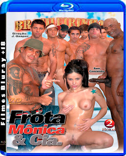 Brasileirinhas Frota, Monica And Cia DVDRip Torrent Download