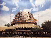 XXXV ANIVERSARIO DEL TRIBUNAL CONSTITUCIONAL