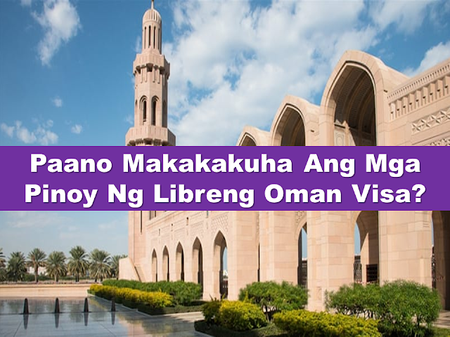 "Several thousand Filipinos who have entered UAE with a tourist visa and those who have been looking for an opportunity to get a new UAE visa in hand, have chosen this package via Tabeer. All set for an onset journey to UAE's close neighbor, Oman, If you are looking for Oman visa cost then clients have got an Oman Tourist Visa, free of cost and have enjoyed their stay in Oman.    Tabeer Tourism, one of the best travel agencies catering to the needs of all Overseas Filipino workers (OFW) in the UAE and even back in the Philippines has recently introduced a free Oman visa, just in time when thousands of Filipino tourists are flocking to quick Oman for a quick visa change.    ""Any Filipino nationality, who resides in the UAE and has his/her visa expired anytime between the months of May or June can get a free Oman visa, while booking for a 90 Days Oman Visa Change Package that is said to include two-way bus transportation with onboard facilities and a 90 Days UAE Visa. The approvals of the visa are said to be within 24 Hours."" The agency said.  Advertisement        Sponsored Links  ""During my stay in Oman, I was given a room in a budget-friendly hotel with all the conveniences I required. I thoroughly enjoyed my stay in Buraimi. I didn't expect to get my visa in hand within 24 hours and returned back to UAE the next day. It was quick, to my surprise and I am thankful to have preferred this."" said one of the visa change customers of Tabeer Tourism.  The following are the steps in applying for an Oman visa change package:  – Check your visa expiration date with a visa departure date calculator.  – Contact Tabeer Tourism on its toll-free number (800-822337).  – Confirm your date of exit to Oman and submit your documents to the agent.  – Make sure you arrive on or before time to the designated pick-up points.  – Upon reaching Oman, check-in at your hotel.  – Send your exit stamp to your respective agent.  – Once your visa is approved, your agent will notify you and you'd be returning back to UAE with a new visa in hand.  Headquartered in Dubai, with a branch in Abu Dhabi, Tabeer Tourism has opened its door for Filipinos who reside in both of these Emirates.  The documents required:  – A six months valid passport  – A clear passport sized photograph with ONLY white background.  The travel agency has said that the offer is valid only until the 13thof June and has insisted visa change passengers to reserve their seats at the earliest to avoid any last minute bookings.      READ MORE: Can A Family Of Five Survive With P10K Income In A Month?    Do You Know The Effects Of Too Much Bad News To Your Body?    Authorized Travel Agency To Process Temporary Visa Bound to South Korea    Who Can Skip Online Appointment And Use The DFA Courtesy Lane For Passport Processing?"