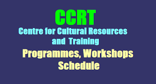 SCERT,AP- WORKSHOPS FOR IN-SERVICE TEACHER SCHEDULED FROM MAY-2018AT CENTRE FOR CULTURAL AND TRAINING (CCRT)